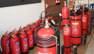 JK Global Fire Extinguishers